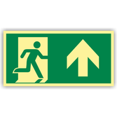 fluchtwegschilder-rettungsweg-nach-oben-folie