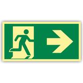 rettungszeichen-rettungsweg-rechts-iso-7010-langnachleuchtend-kunststoff