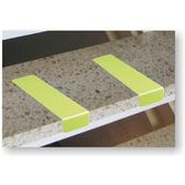 Treppenmarkierungswinkel Aluminium highlight 160 mcd.